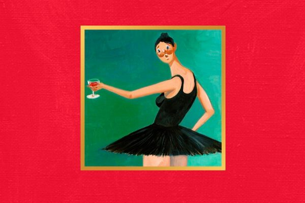 Disco Kanye West ─ My Beautiful Dark Twisted Fantasy