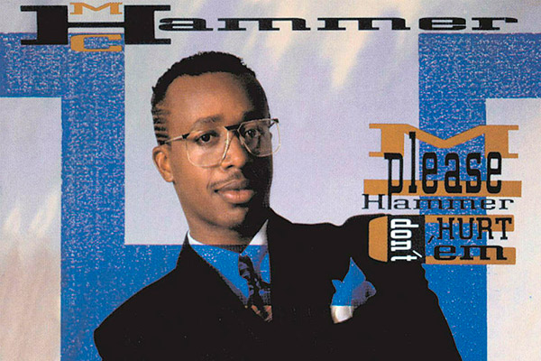 Álbum MC Hammer - Please Hammer Don't Hurt 'Em