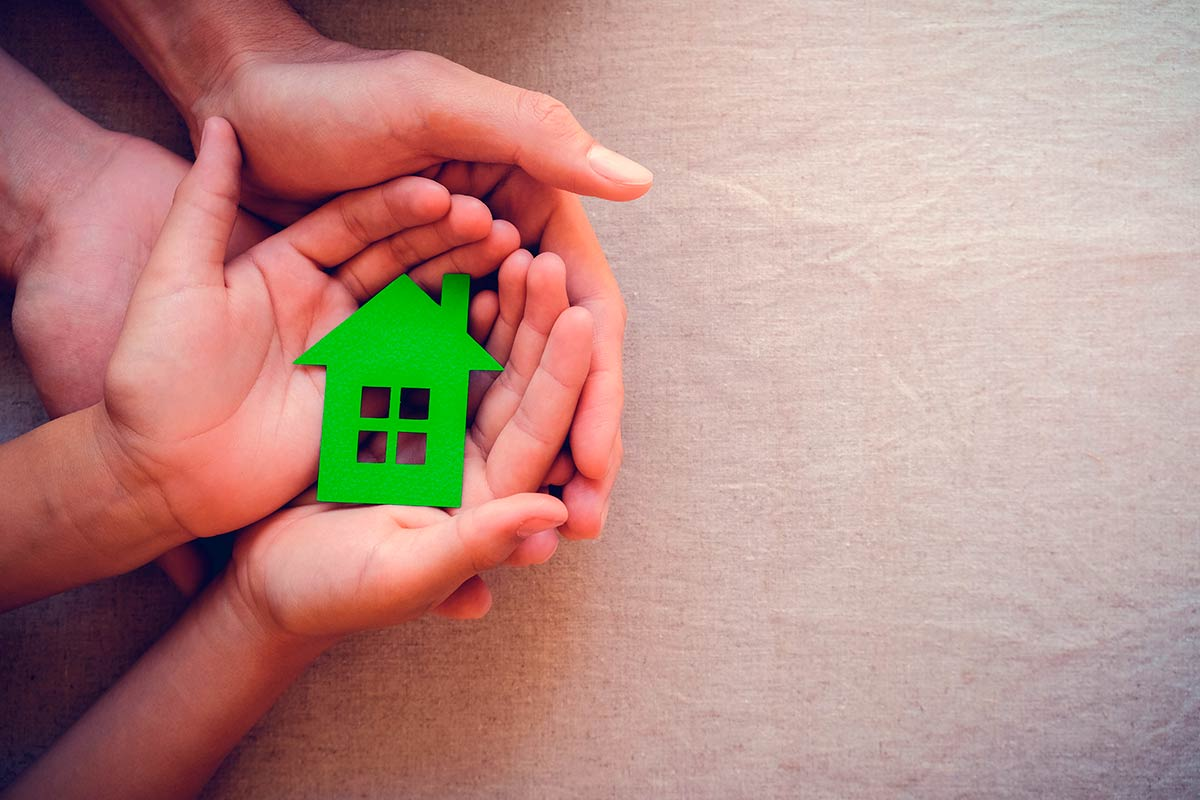 convertir hogar relacionado con sustentabilidad