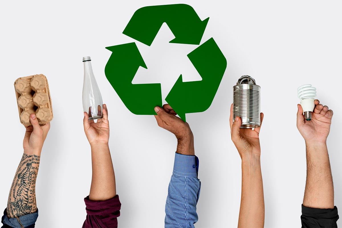 Cómo reciclar en cuarentena