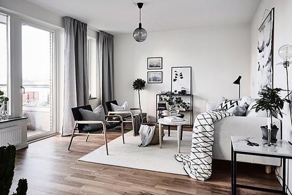 Muebles aptos para el estilo nórdico