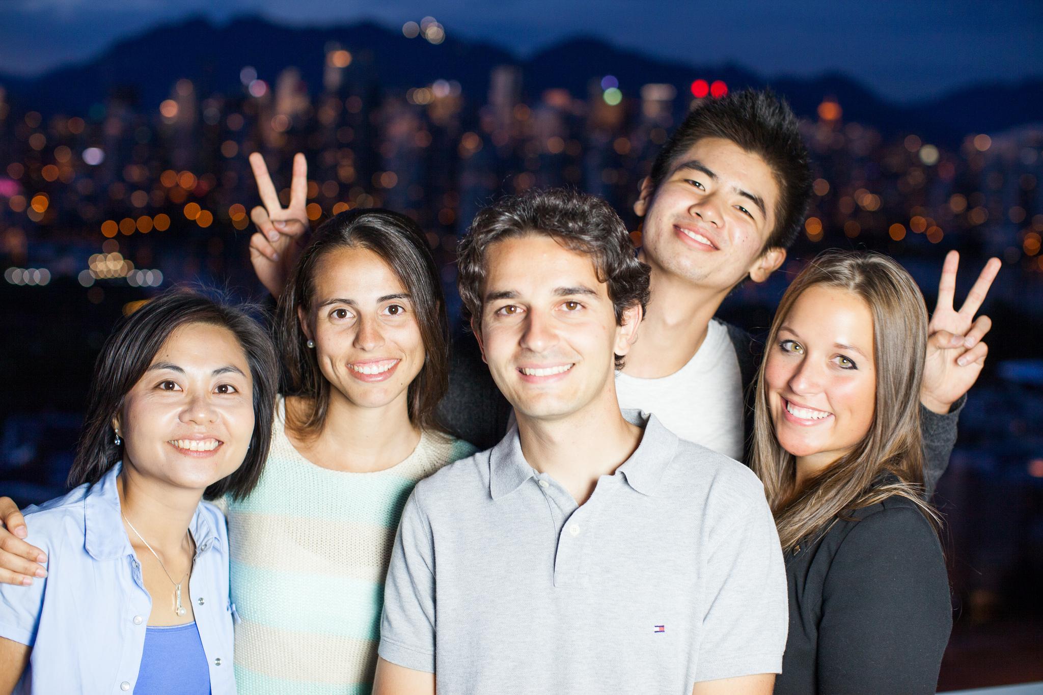 """Entrevista a Lawrence Ragos: """"El punto de vista de los estudiantes latinos es muy importante para nosotros"""""""