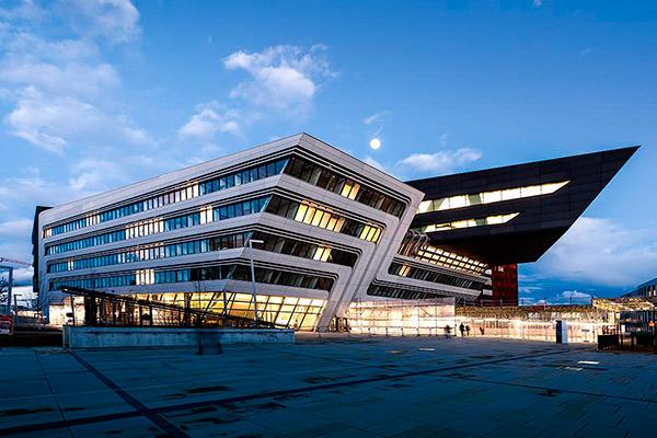 Universidades que impactan con su diseño