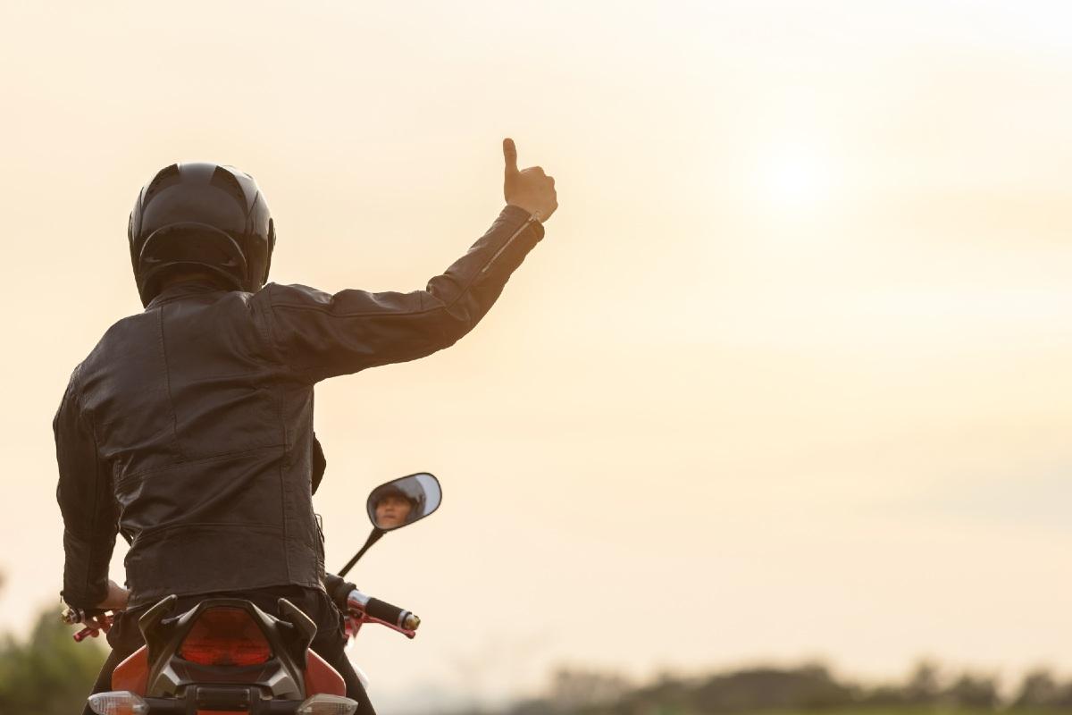 Cuidados para conductores de motos