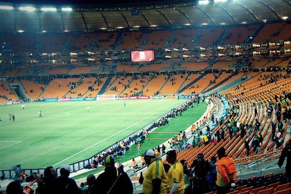 Estadio de Sudáfrica