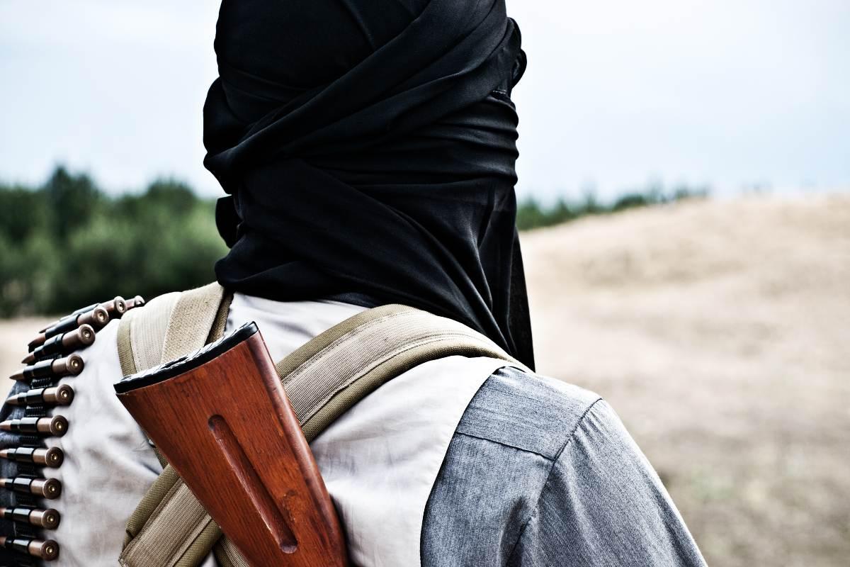 Talibanes se toman el poder