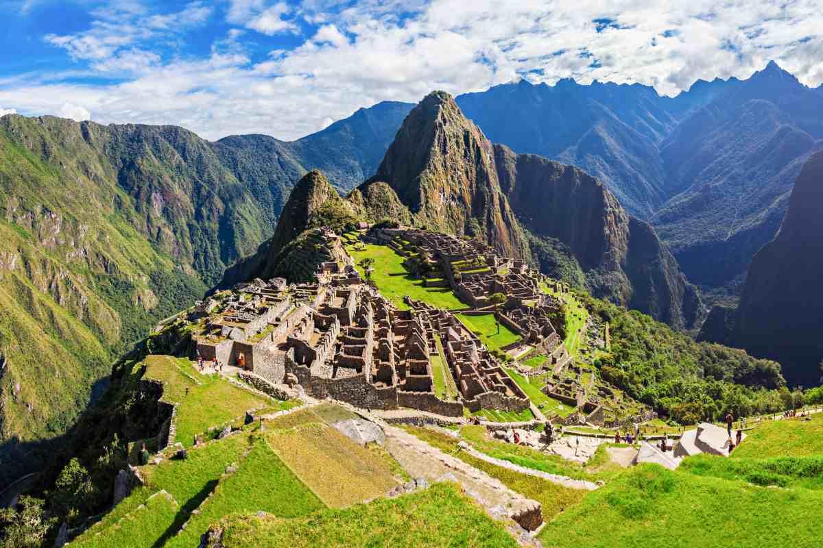 Machu Picchu se convierte en el primer destino turístico carbono neutral en el mundo